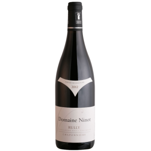Rully Chaponniere 2018 DOMAINE NINOT RED RED